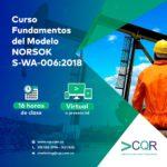 Curso NORSOK S-WA-006:2018 CQR Cotecna