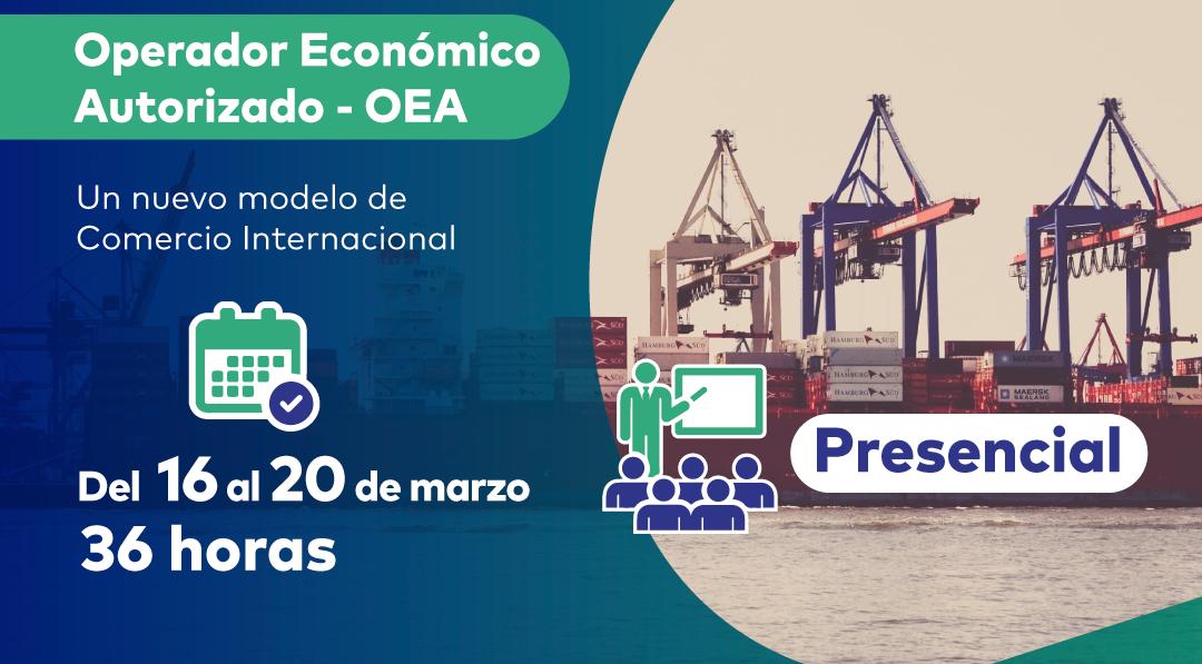 Operador economico autorizado OEA CQR Cotecna