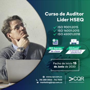 Auditores Lider Junio CQR