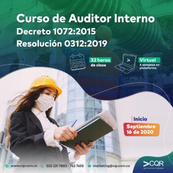 Auditor Interno Decreto 1072