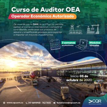 Auditor OEA CQR