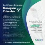 Empresa Biosegura Colombia CQR